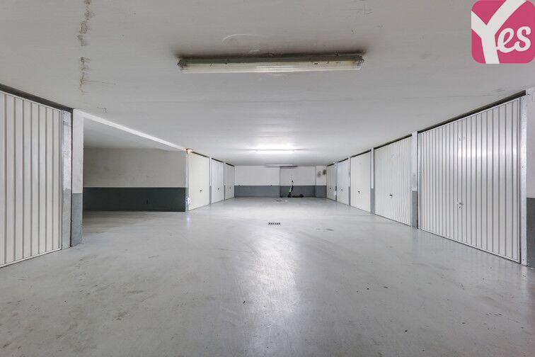Parking Voltaire - Part Dieu - Lyon 3 souterrain