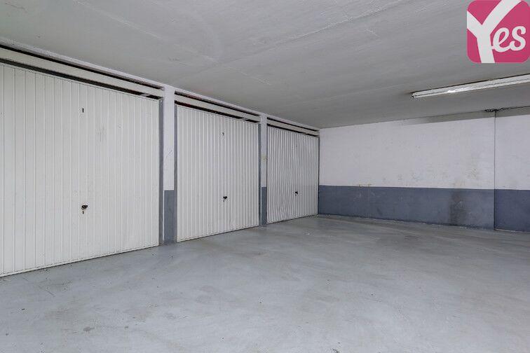 Parking Voltaire - Part Dieu - Lyon 3 gardien