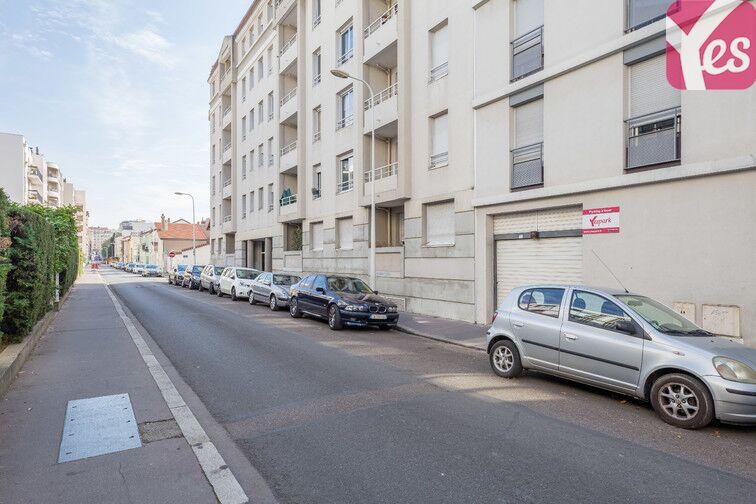 Parking Lyon 3 - Villette - Paul Bert gardien