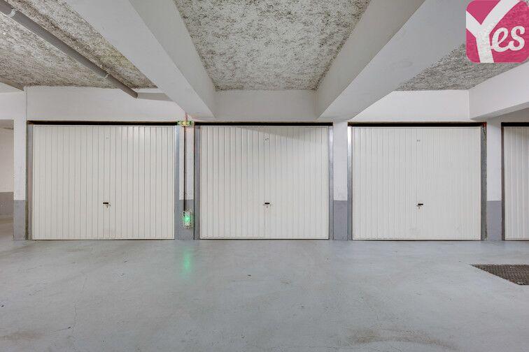 Parking Lyon 3 - Villette - Paul Bert location