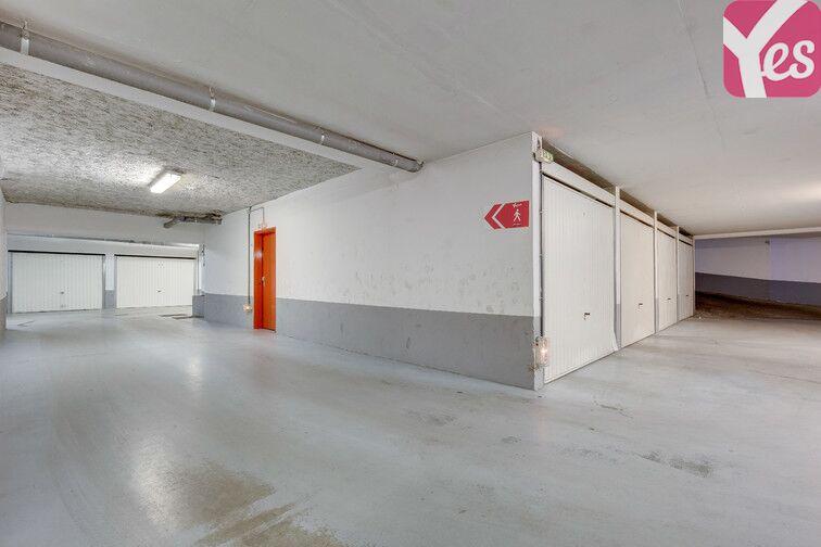 Parking Lyon 3 - Villette - Paul Bert 69003
