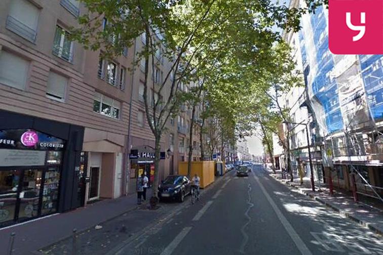 location parking Frères Lumières - Lyon 8