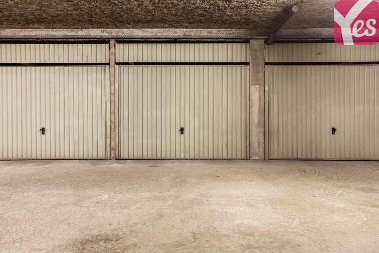 Parking Frères Lumières - Lyon 8 sécurisé