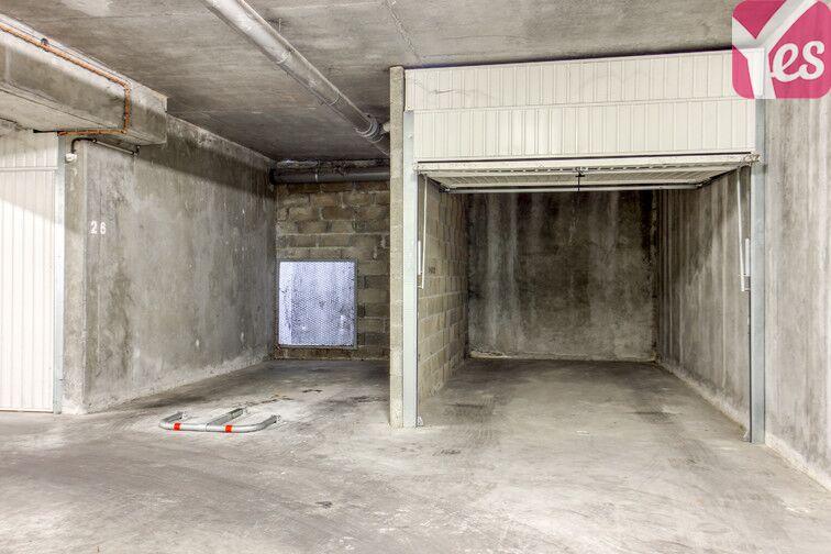 Parking Jean Macé - Lyon 7 garage