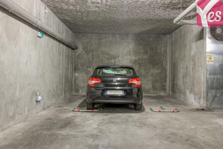 Parking Jean Macé - Lyon 7 sécurisé
