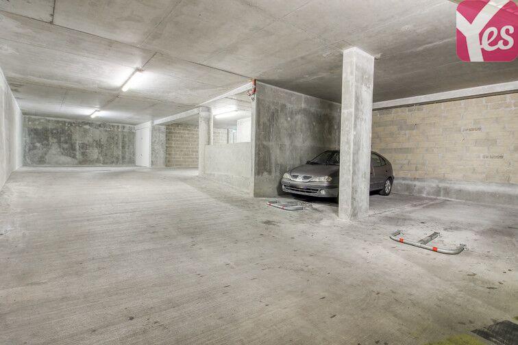Parking Jean Macé - Lyon 7 souterrain