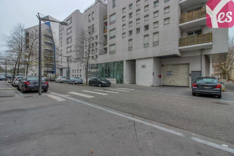 Parking Jean Macé - Lyon 7 en location