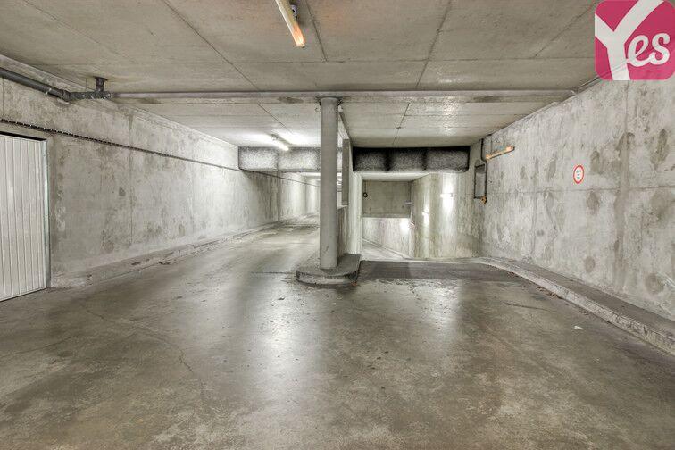 Parking Jean Macé - Lyon 7 16 rue Sabine Zlatin
