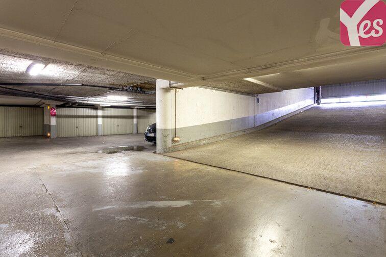 Parking Archives départementales - Lyon 3 à louer