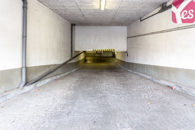 Parking Archives départementales - Lyon 3 162 avenue Félix Faure