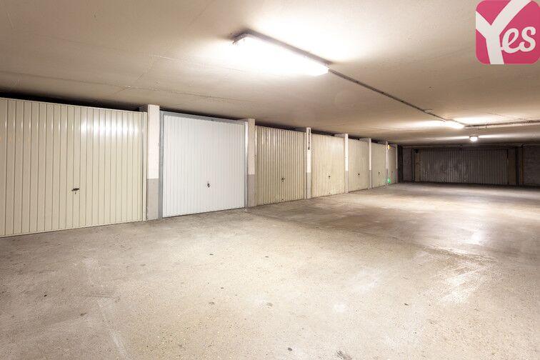Parking Archives départementales - Lyon 3 24/24 7/7