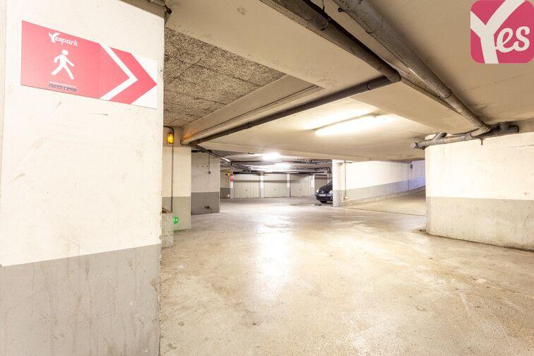 Parking Archives départementales - Lyon 3 location mensuelle