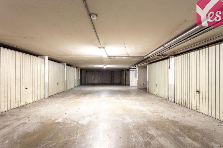 Parking Archives départementales - Lyon 3 box