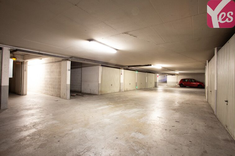 Parking Archives départementales - Lyon 3 garage