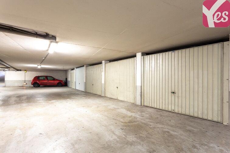 Parking Archives départementales - Lyon 3 gardien