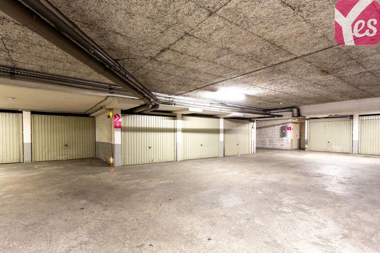 Parking Archives départementales - Lyon 3 sécurisé