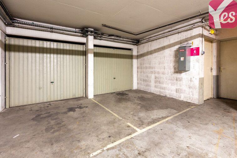 Parking Archives départementales - Lyon 3 69003