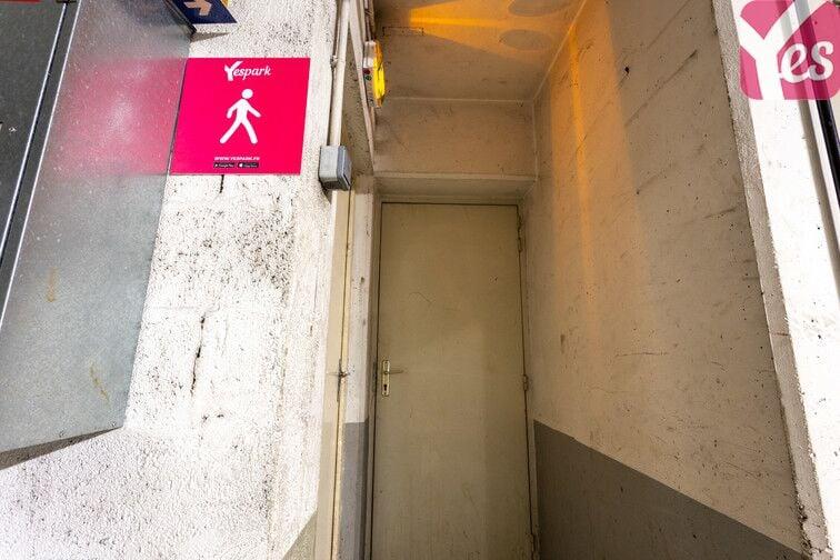 Parking Archives départementales - Lyon 3 caméra