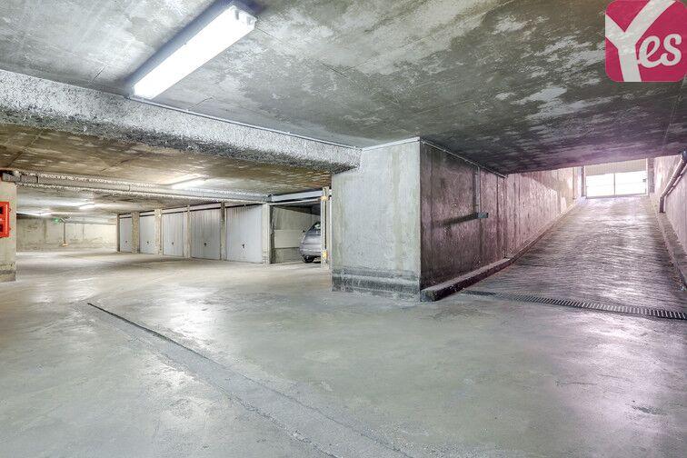 Parking Rochecardon - Industrie - Lyon 9 Lyon