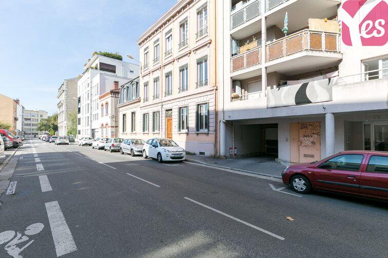 Parking Rochecardon - Industrie - Lyon 9 69009
