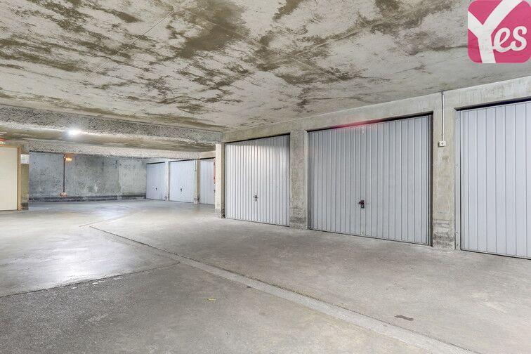 Parking Rochecardon - Industrie - Lyon 9 sécurisé