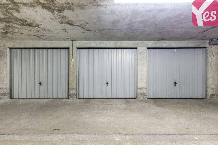 Parking Rochecardon - Industrie - Lyon 9 souterrain