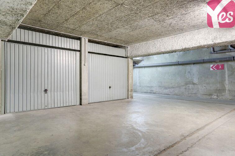Parking Rochecardon - Industrie - Lyon 9 24/24 7/7