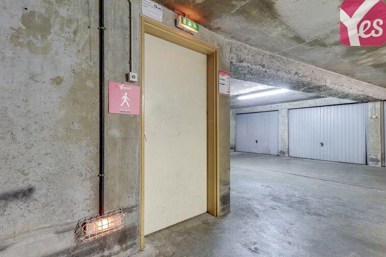 Parking Rochecardon - Industrie - Lyon 9 garage