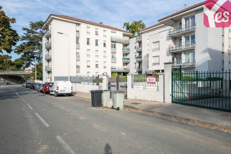 Parking Tassin-la-Demi-Lune - Alaï box