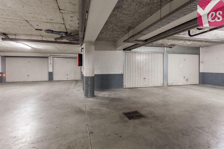 Parking Gare de Lyon Part-Dieu caméra