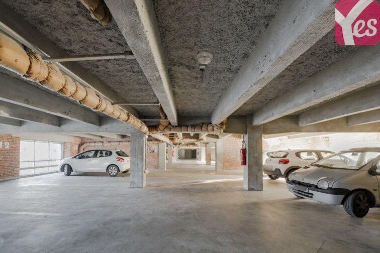 Parking Gare de Douai gardien