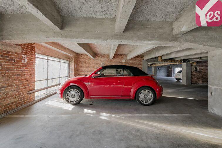 Parking Gare de Douai sécurisé
