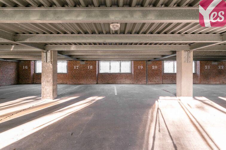 Parking Gare de Douai souterrain