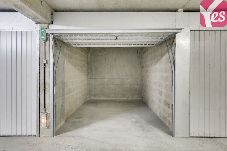 Parking Plateau - Pyramide - Athis-Mons box