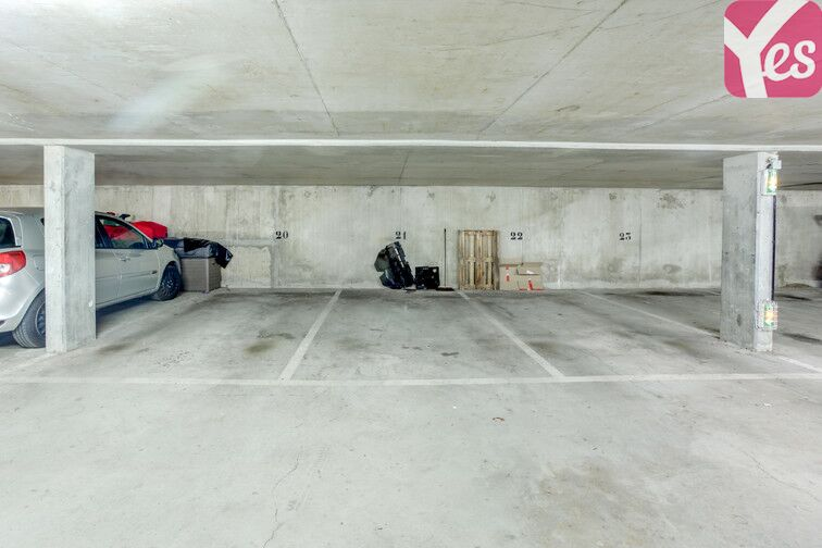 Parking L'Yvette - Villebon-sur-Yvette garage