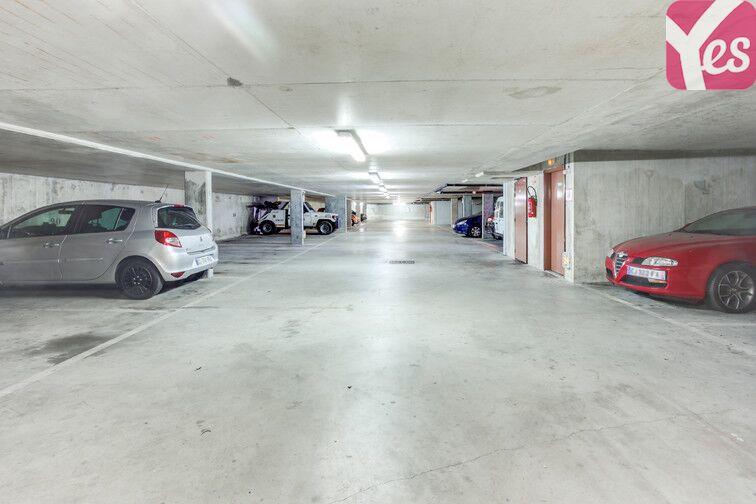 Parking L'Yvette - Villebon-sur-Yvette caméra