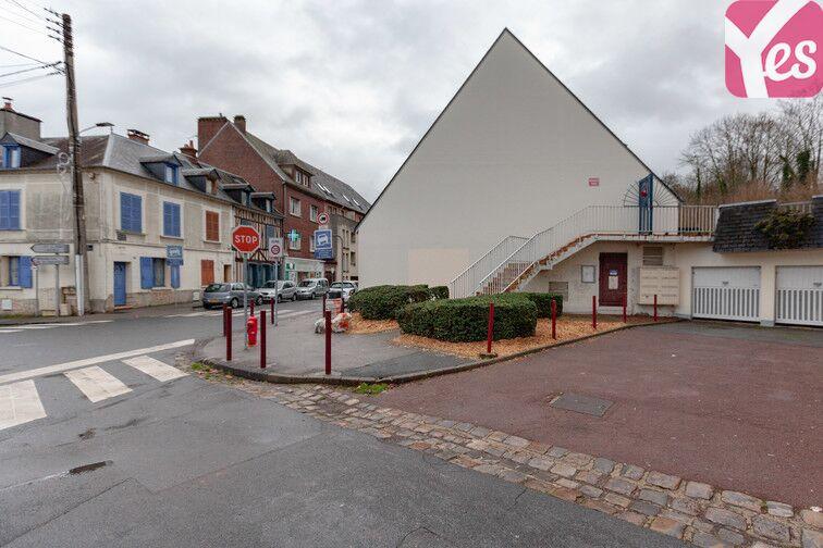 Parking Lycée François Truffaut - Beauvais 60000