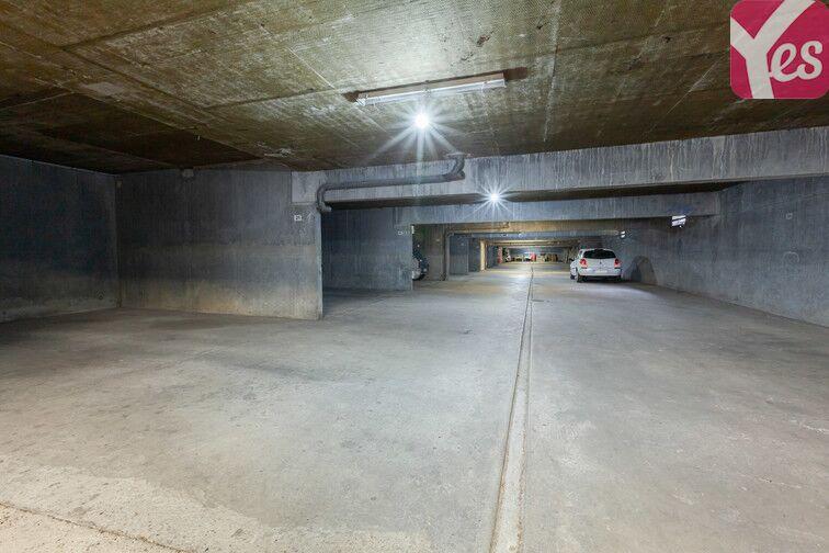 Parking Lycée François Truffaut - Beauvais caméra