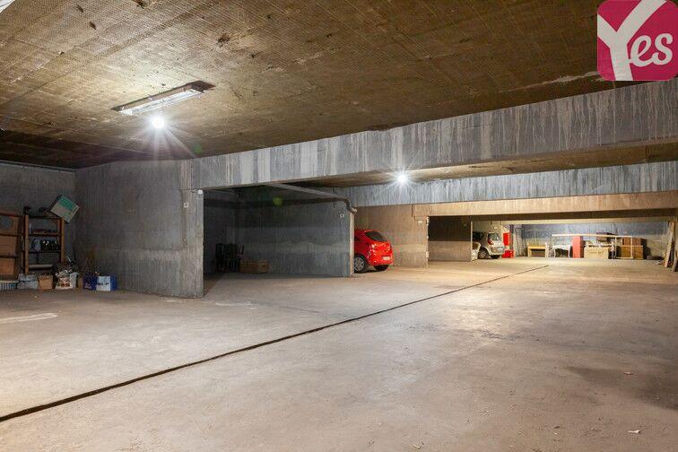 Parking Lycée François Truffaut - Beauvais sécurisé