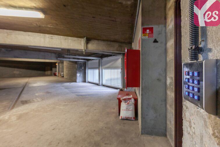 Parking Lycée François Truffaut - Beauvais gardien