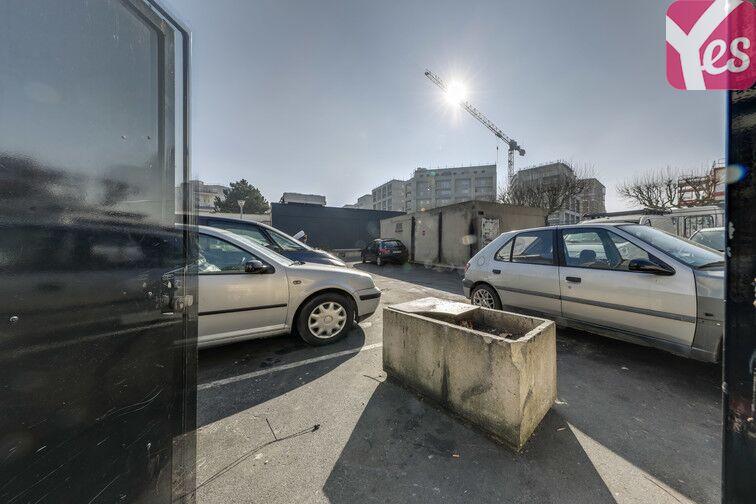 Parking Rosny-sous-Bois - La Bossière Rosny-sous-Bois