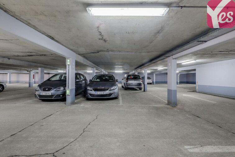 Parking Rosny-sous-Bois - La Bossière sécurisé