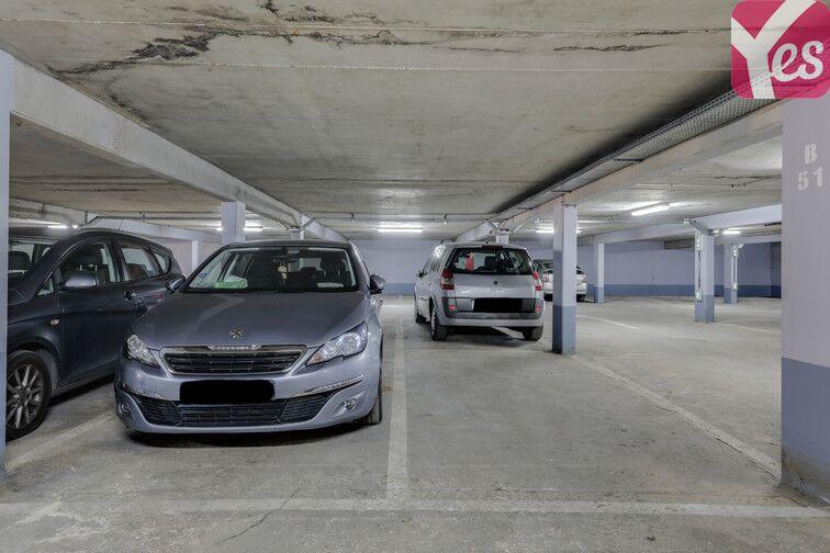 Parking Rosny-sous-Bois - La Bossière en location