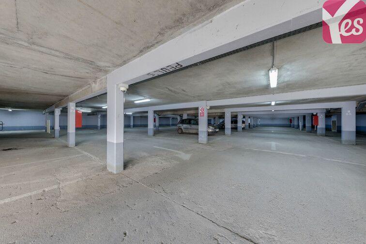 Parking Rosny-sous-Bois - La Bossière 93110