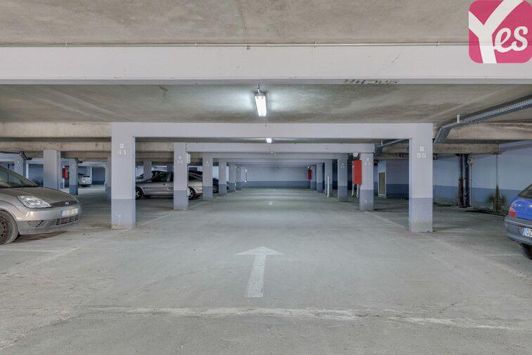 Parking Rosny-sous-Bois - La Bossière location mensuelle