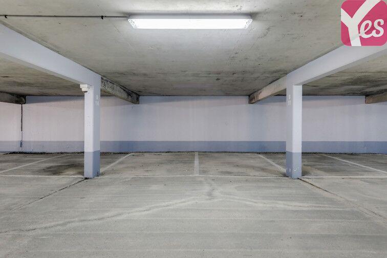 Parking Rosny-sous-Bois - La Bossière souterrain
