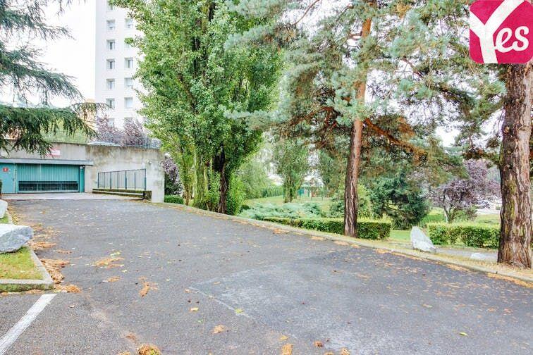 Parking Saint-Étienne - Saint-Roch - Vivaraize - Valbenoite - Centre Deux - Niveau -2 gardien