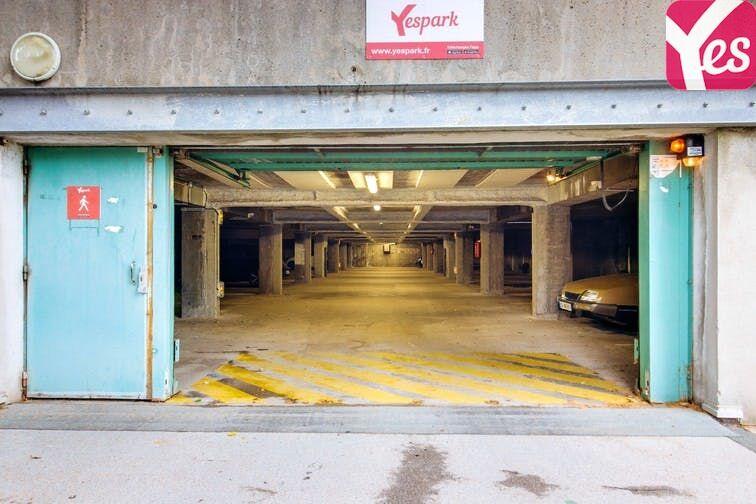 Parking Saint-Étienne - Saint-Roch - Vivaraize - Valbenoite - Centre Deux - Niveau -2 sécurisé