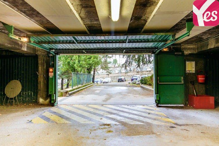 Parking Saint-Étienne - Saint-Roch - Vivaraize - Valbenoite - Centre Deux - Niveau -2 garage