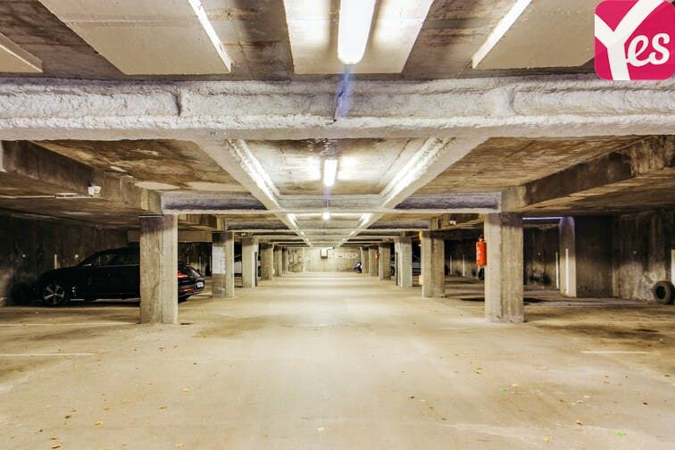 Parking Saint-Étienne - Saint-Roch - Vivaraize - Valbenoite - Centre Deux - Niveau -2 24/24 7/7